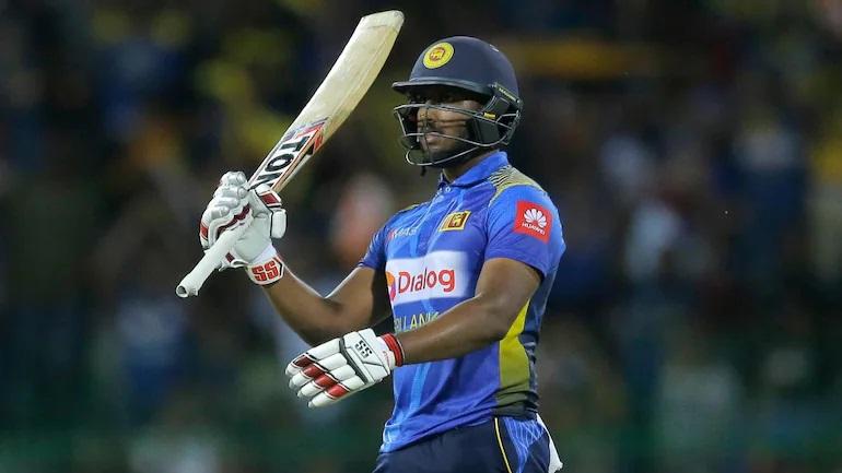 Avishka Fernando, Sri Lanka vs India 2021