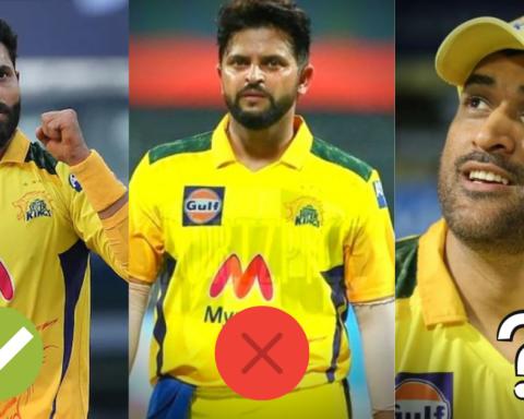 IPL 2022 Mega Auction: 4 Players That Chennai Super Kings (CSK) Might Retain