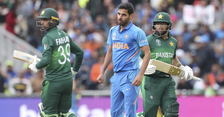 Bhuvneshwar Kumar - India vs Pakistan