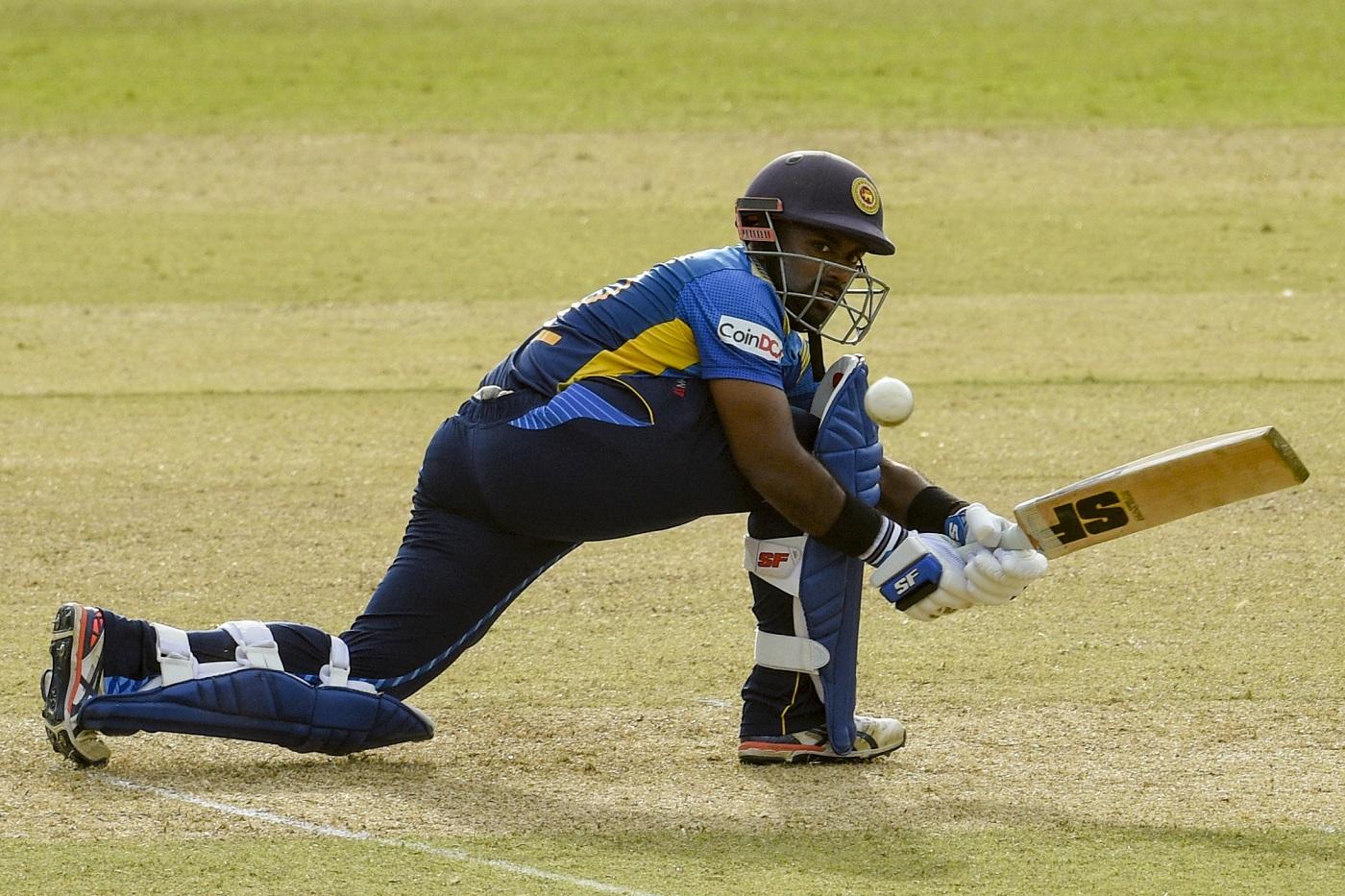 Charith Asalanka, Sri Lanka vs. India