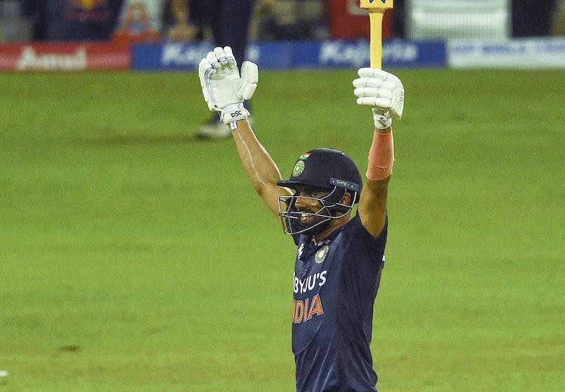 दीपक चाहर, श्रीलंका बनाम भारत 2021