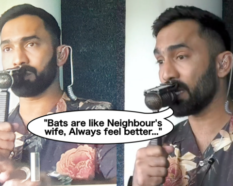 """Watch: Dinesh Karthik Says """"Bats Are Like Neighbour's Wife, They Always Feel Better"""" While Commentating In 3rd ODI Between England And Sri Lanka"""