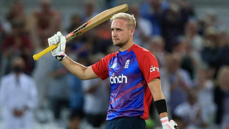 T20 World Cup 2021: Liam Livingstone Suffers Finger Injury In Warm-up Fixture, Doubtful For Opening Game Against West Indies