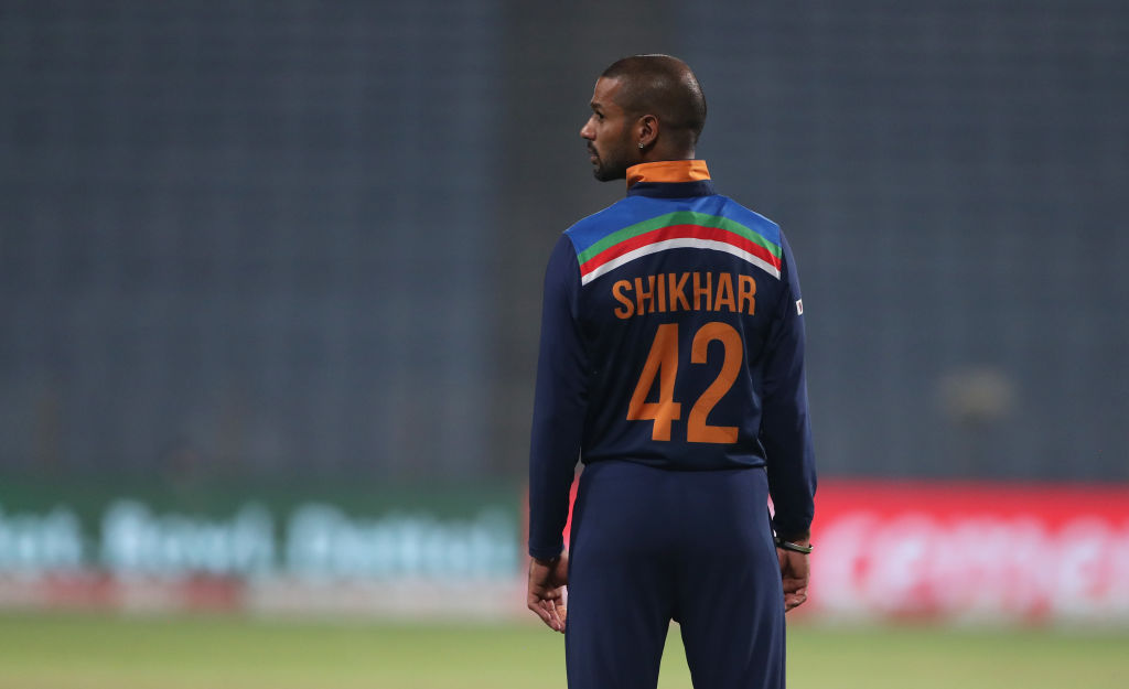 India Opener Shikhar Dhawan Gets Divorced With Aesha Mukerji After 8 Years Of Marriage