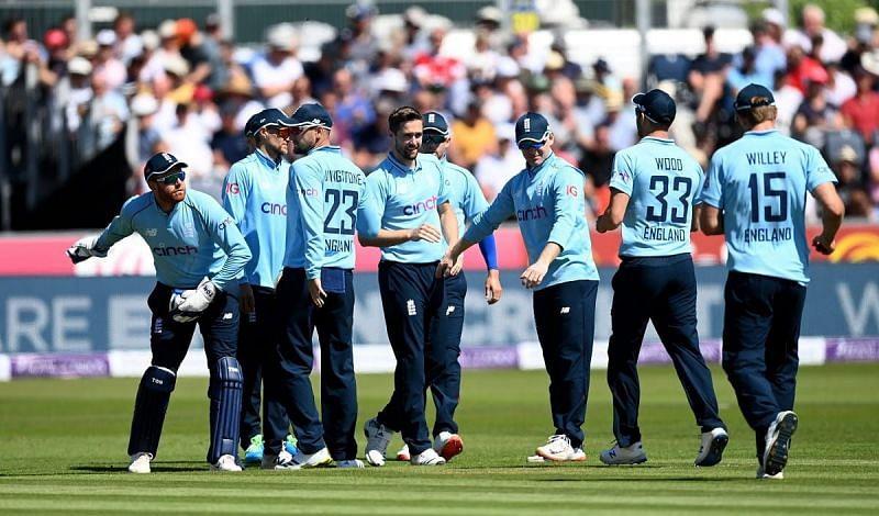 England - Sri Lanka 3 ODI