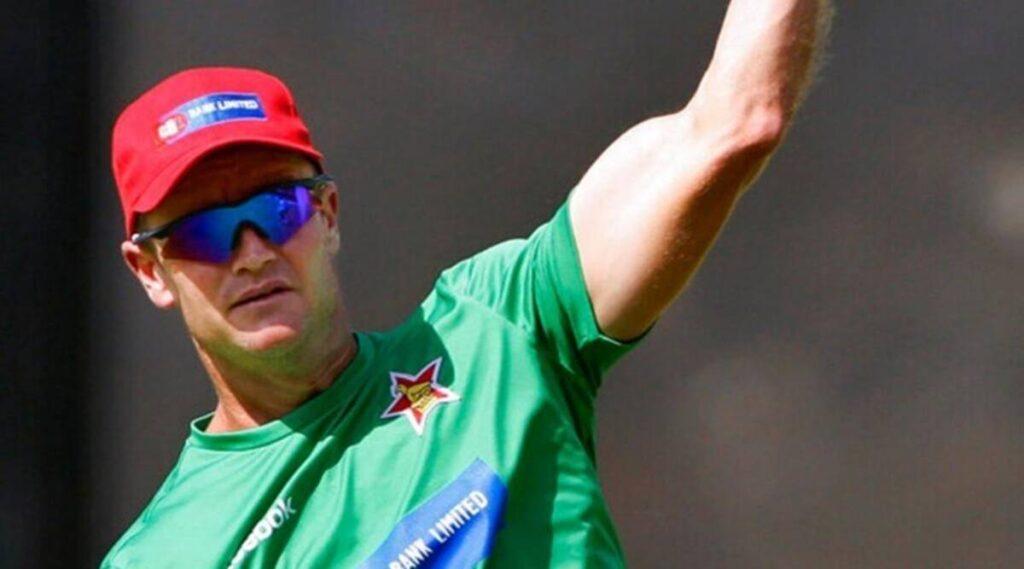 Sri Lanka batting coach Grant Flower (Photo: Twitter)