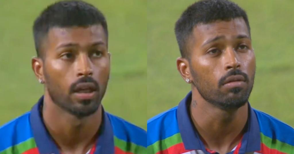 Watch: Hardik Pandya Sings Sri Lanka's National Anthem Before 1st T20I