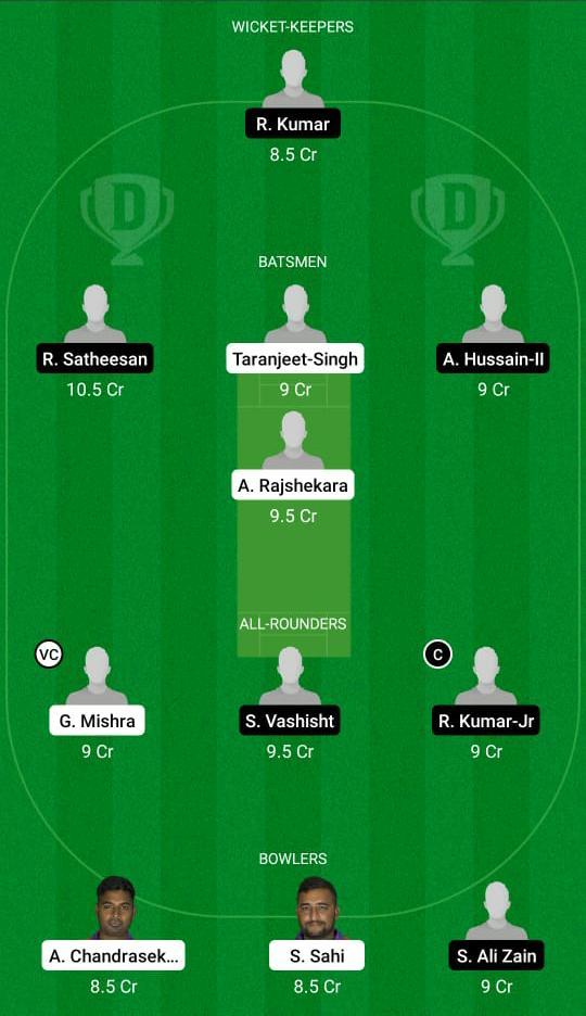 CLJ vs UNI Dream11 Prediction Fantasy Cricket Tips Dream11 Team FanCode ECS T10 Romania