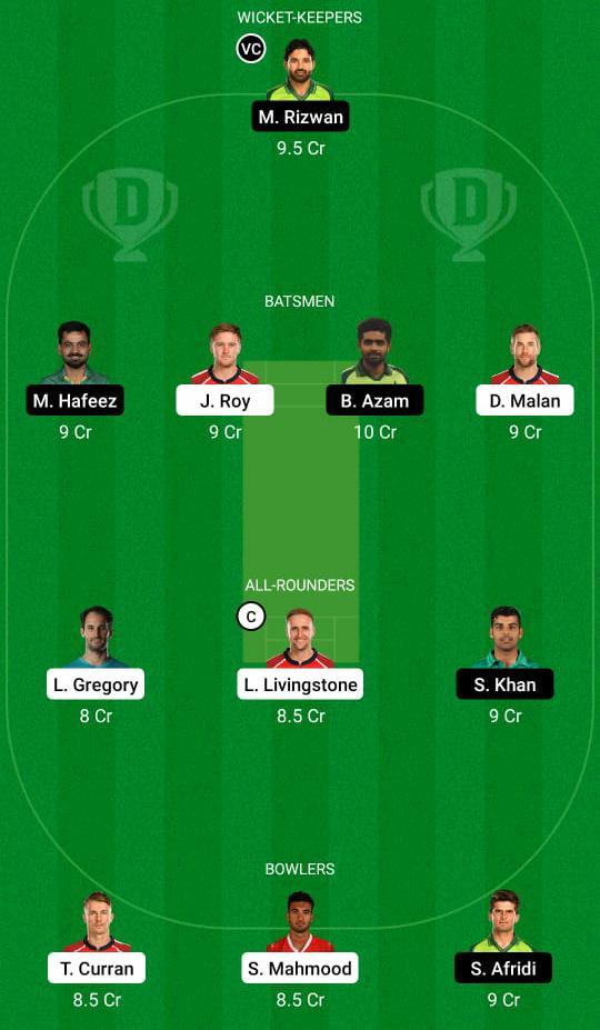 England vs Pakistan Dream11 prediction Fantasy cricket tips Dream11 team