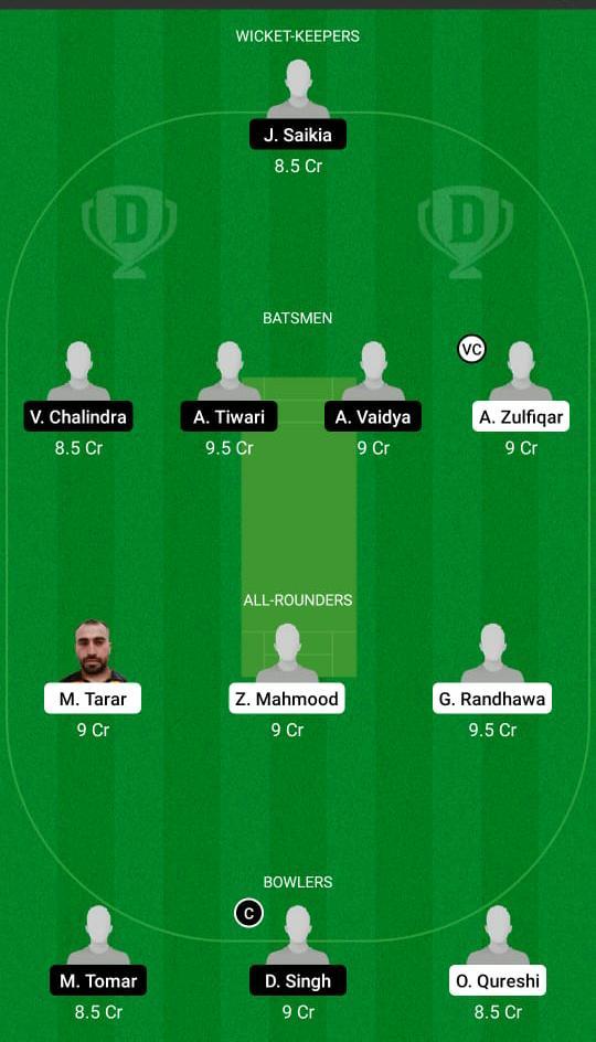 BOT vs STO Dream11 Prediction Fantasy Cricket Tips Dream11 Team FanCode ECS T10 Sweden