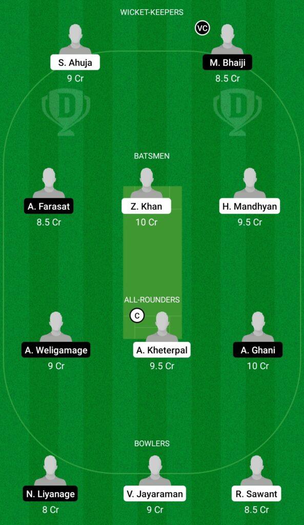 ROT vs BUB Dream11 Prediction Fantasy Cricket Tips Dream11 Team FanCode ECS T10 Hungary