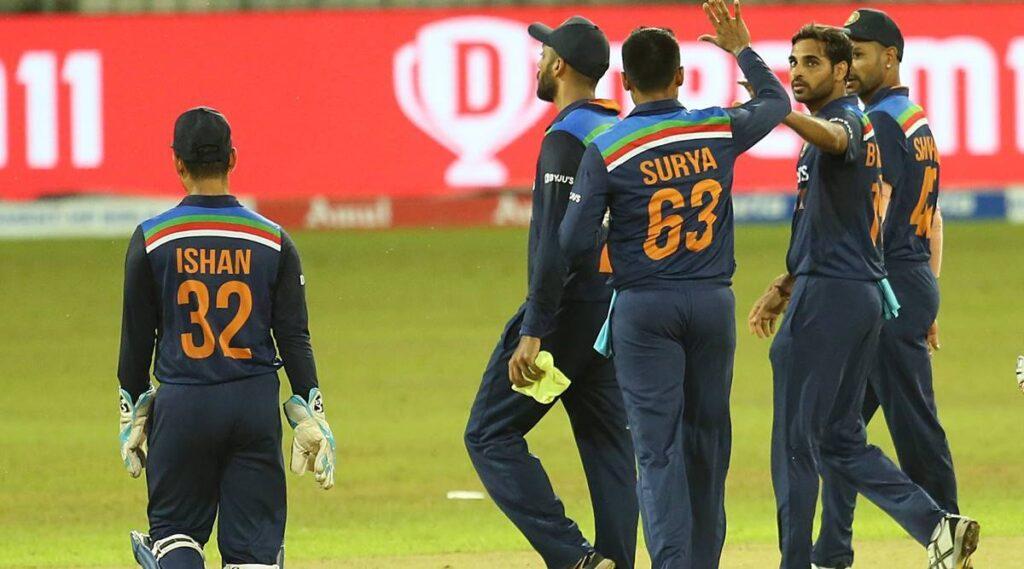 India Team, Sri Lanka vs India