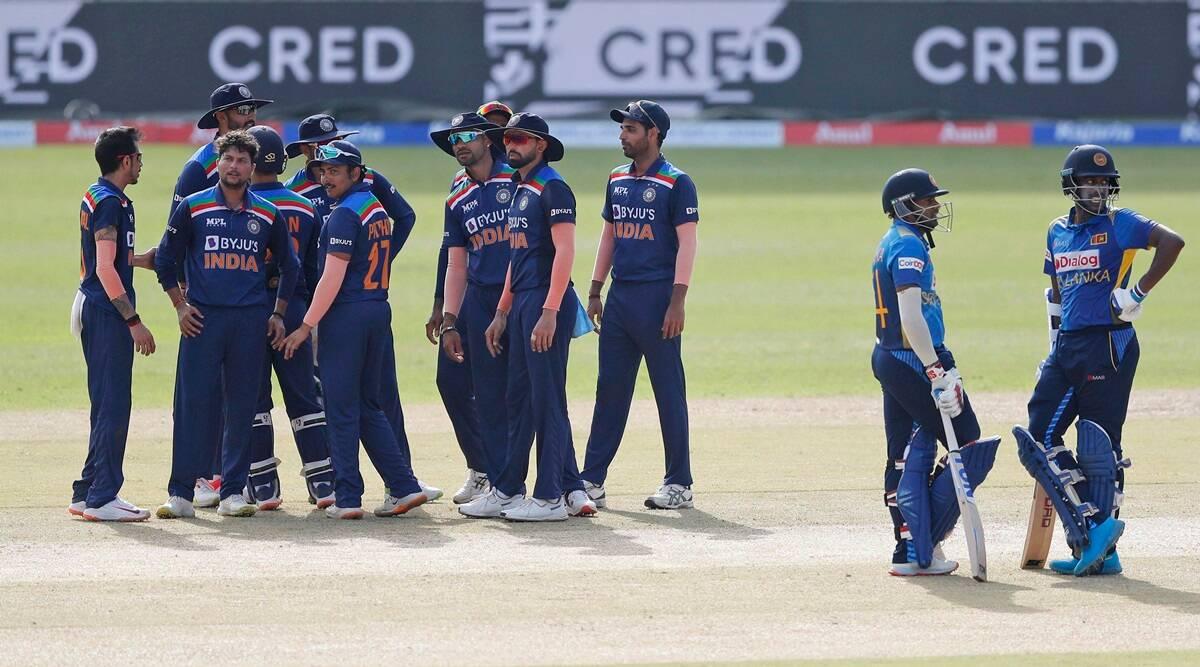 India vs. Sri Lanka 2021