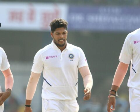Indian pacers with best average in Test cricket