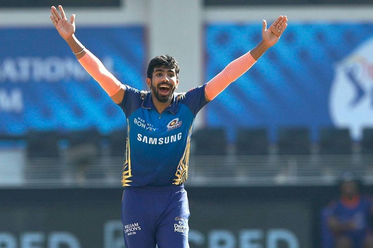 Jasprit Bumrah, IPL 2022, IPL 2021