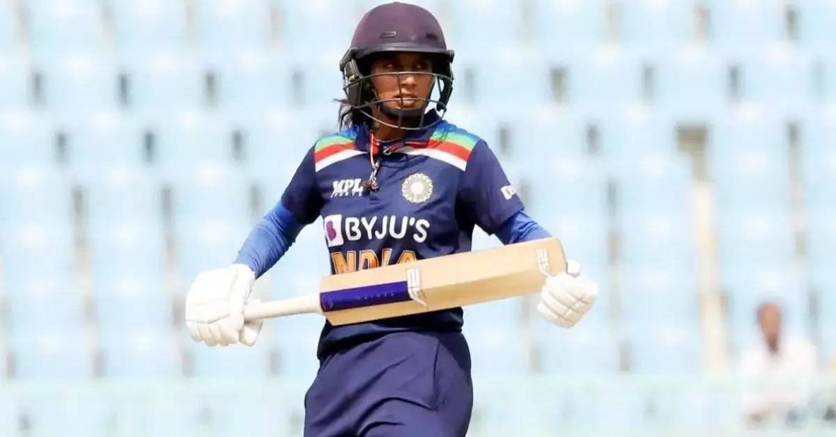 Mithali Raj. Most Runs In Women's Cricket
