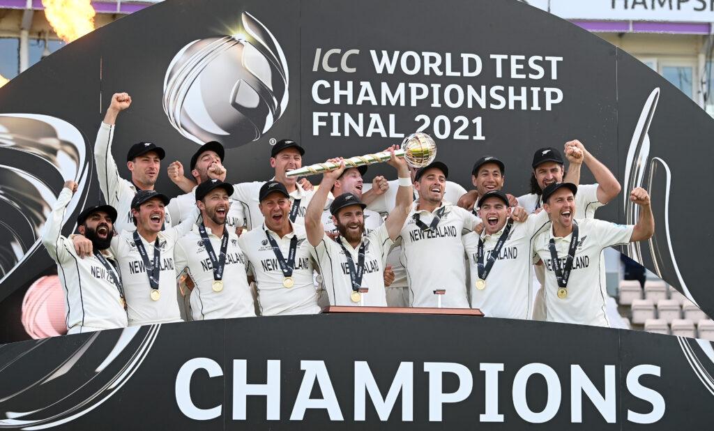 New Zealand Cricket Team, ICC World Cup Final