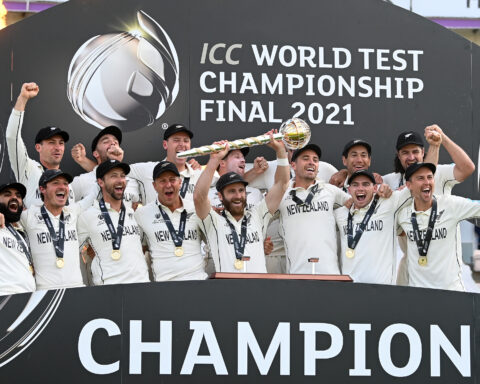 New Zealand Cricket Team, ICC World Test Championship Final