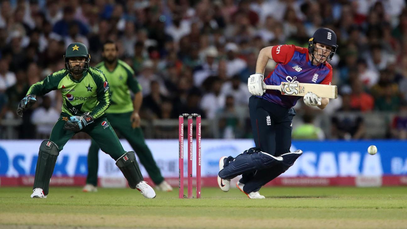 England v Pakistan