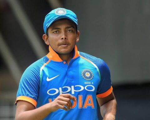 Prithvi Shaw, Highest Strike Rate In List-A Cricket Since 2017