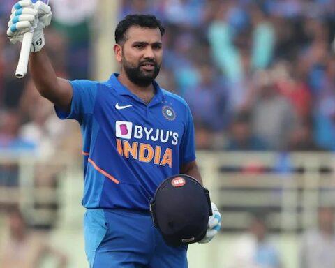 Rohit Sharma, International Cricket