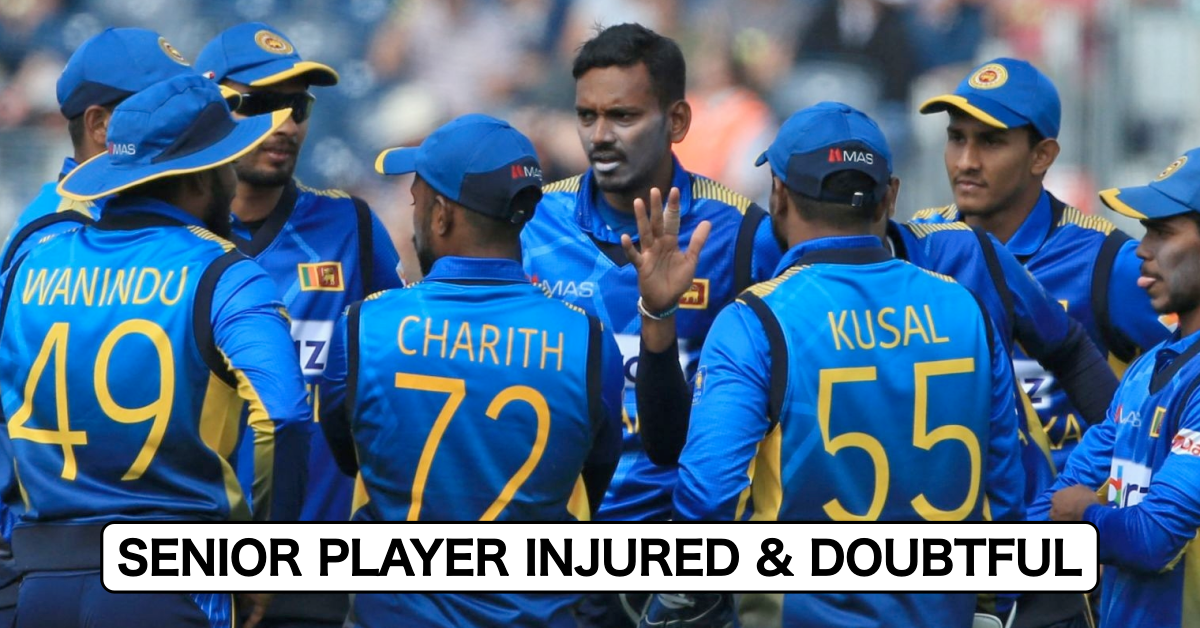 Sri Lankan batsman Kusal Perera doubtful for limited series against India: reports