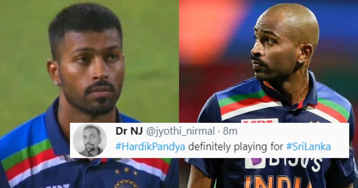 Hardik Pandya Bashed On Twitter