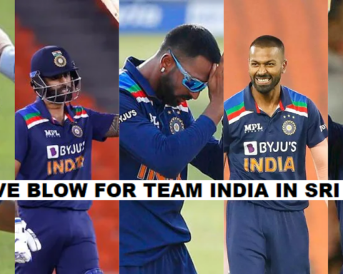 Prithvi Shaw, Suryakumar Yadav, Hardik Pandya And Ishan Kishan Likely To Be Ruled Out Of The T20 Series After Being Identified As Close Contacts Of Krunal Pandya