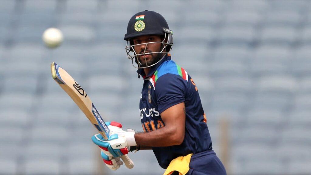 Shikhar Dhawan, Sri Lanka vs India