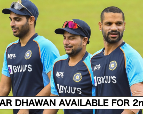 Shikhar Dhawan Available To Lead India In 2nd T20I, 5 Net Bowlers Added To India's T20I Squad