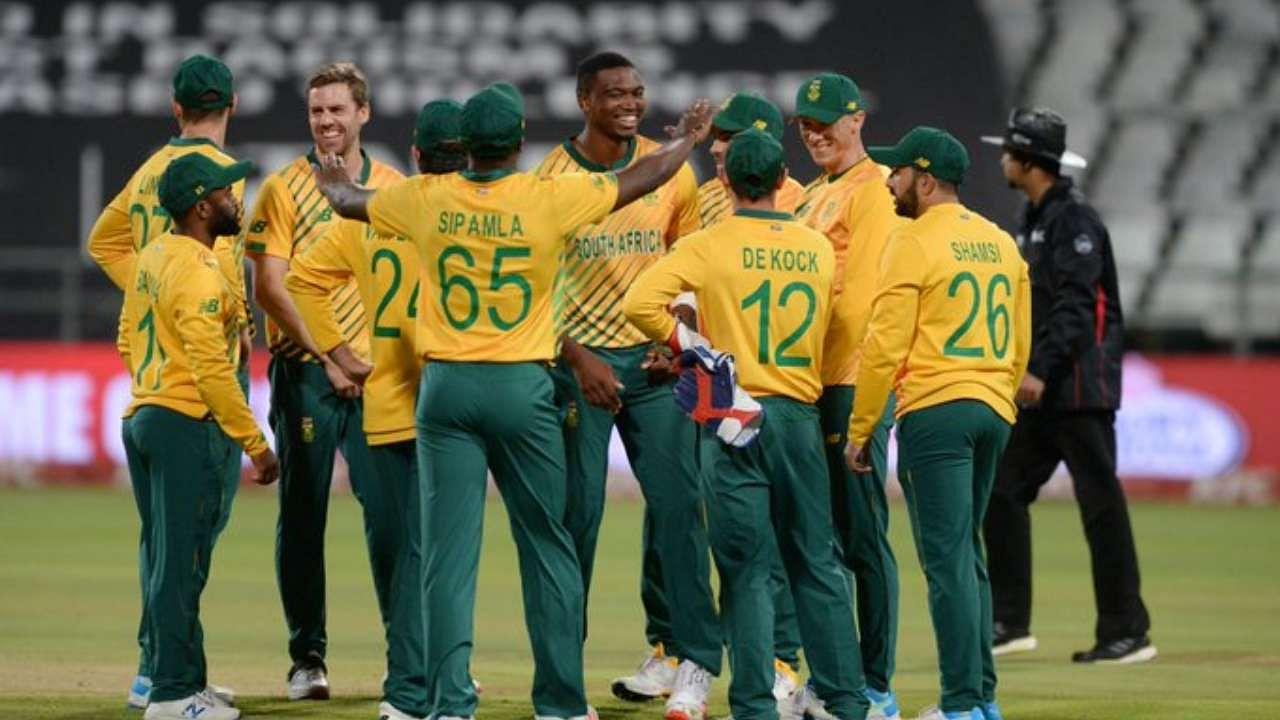 South Africa Cricket Team, T20I Cricket