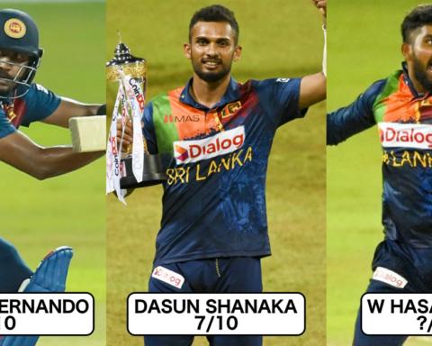 Sri Lanka vs India T20I Series: Performance Rating Of Sri Lanka Squad