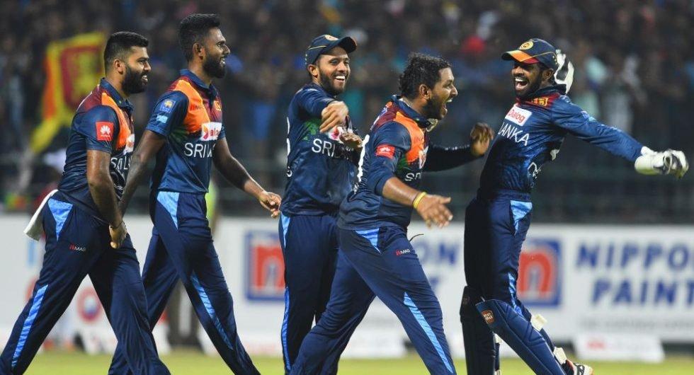 Sri Lanka Team, Sri Lanka vs India
