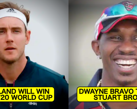 Stuart Broad Says England Are Going To Win T20 World Cup; Dwayne Bravo Hilariously Trolls The Pacer