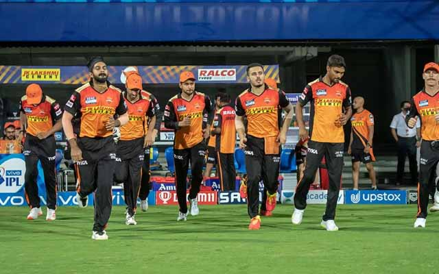 सनराइजर्स हैदराबाद, रिद्धिमान साहा, आईपीएल 2021