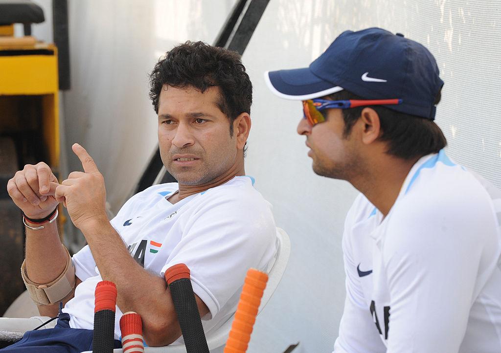 It's Your Day, Go And Win The Match For Us' - Suresh Raina Recalls Sachin  Tendulkar's Encouraging Words Before Batting vs Australia In 2011 World Cup  Quarterfinal