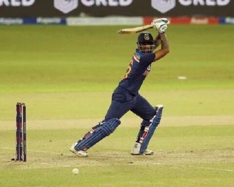 Suryakumar Yadav, Sri Lanka vs India