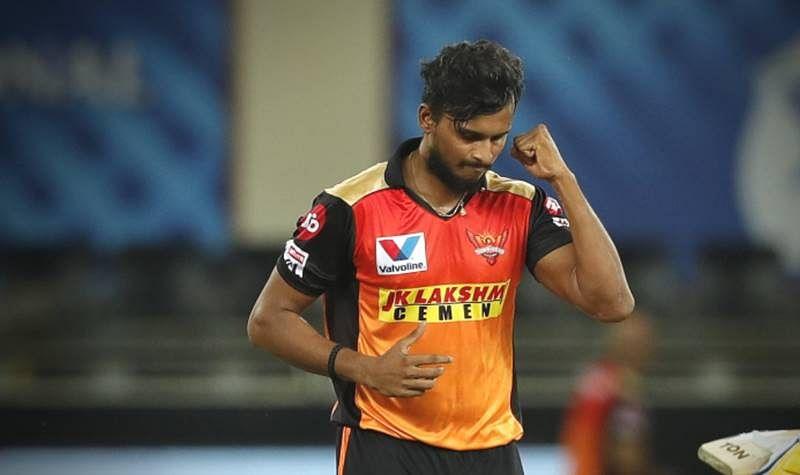 T Natarajan, IPL 2022