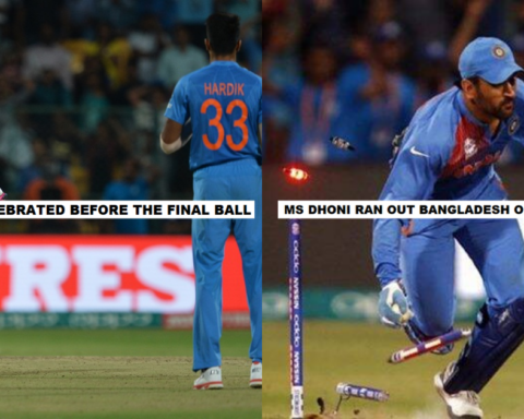 5 Instances When Indian Players Gave A Befitting Reply To Opponents