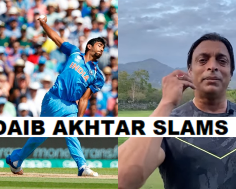 Shoaib Akhtar Slams ICC