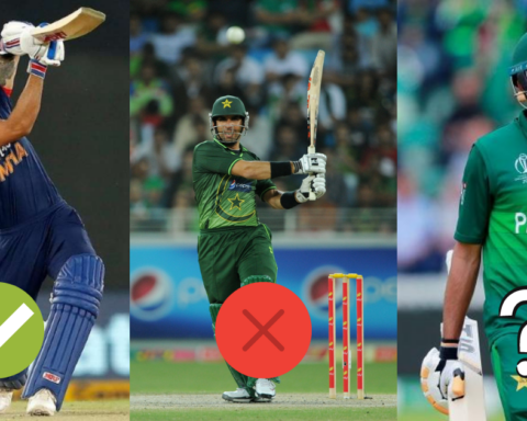 Best Combined India-Pakistan XI Of The ICC T20 World Cup History