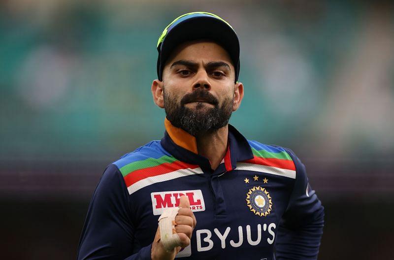 Virat Kohli, ICC final, Indian skipper
