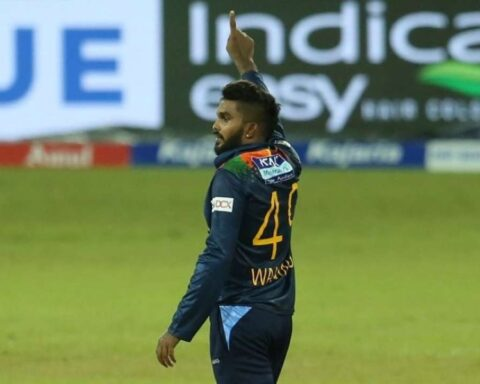 Wanindu Hasaranga, Sri Lanka Player