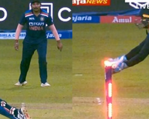 Watch: Ishan Kishan Affects MS Dhoni-Esque Stumping In 1st T20I vs Sri Lanka