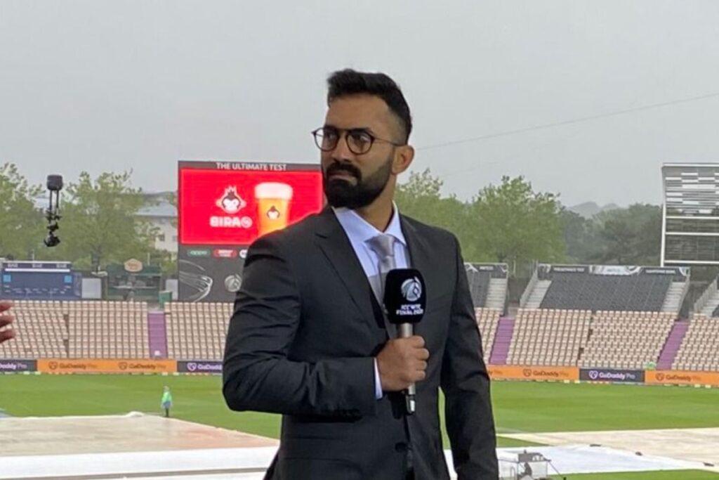 Dinesh Karthik-WTC Final (Photo Credit:Sky Sports)