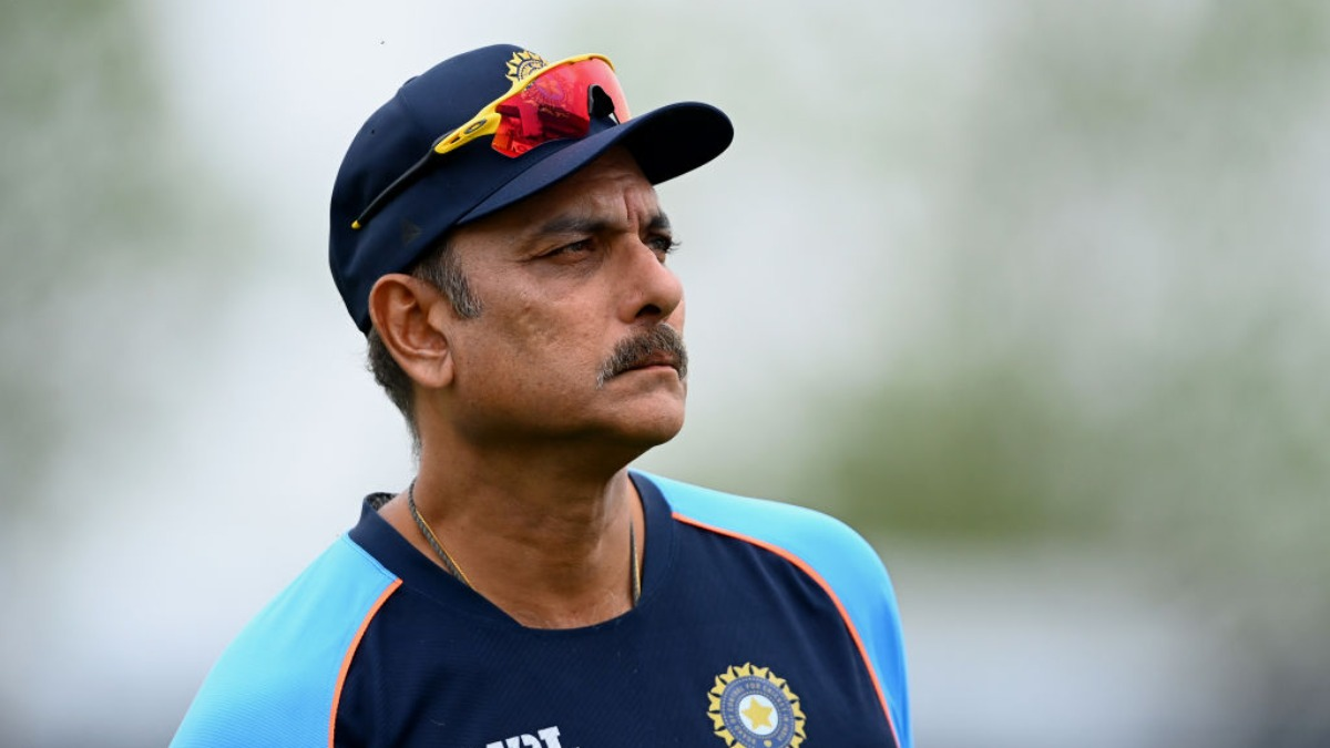 India cricket coach, Ravi Shastri