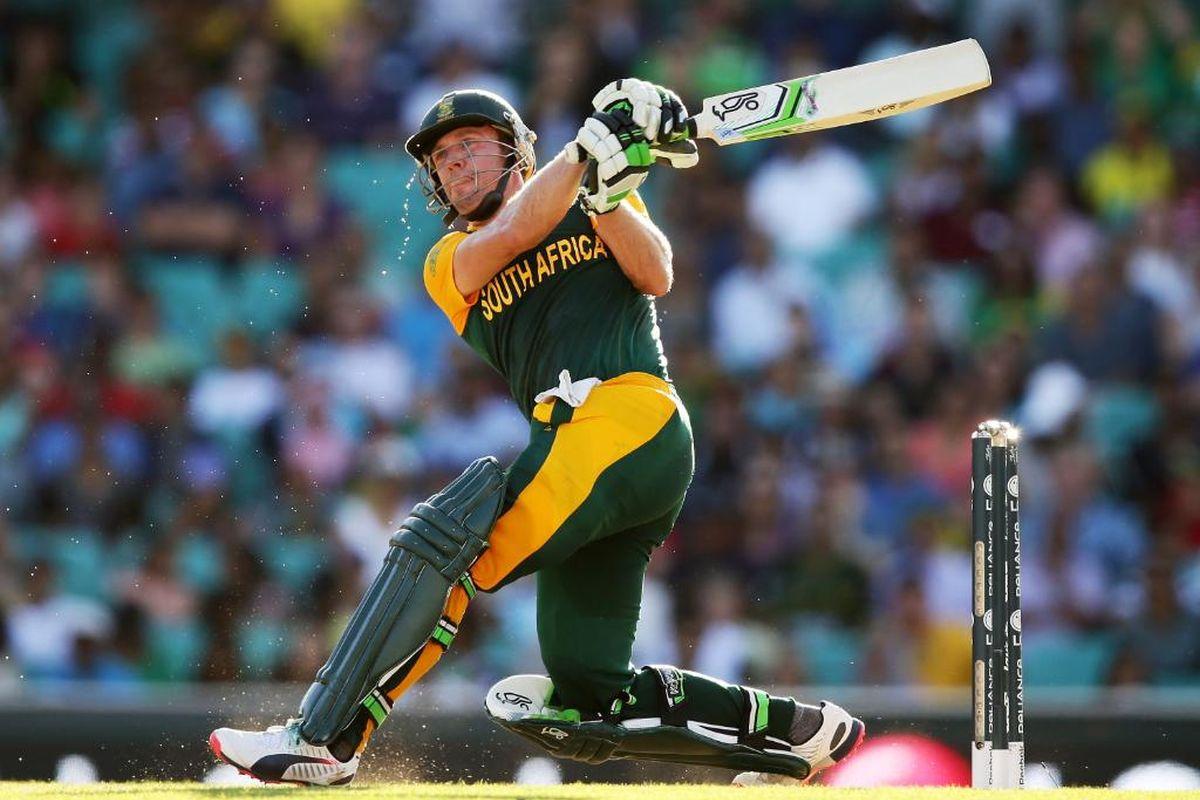 AB de Villiers, ODI World Cup 2015