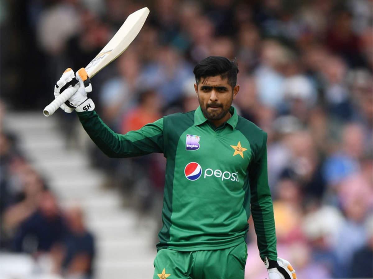 Babar Azam, International Cricket