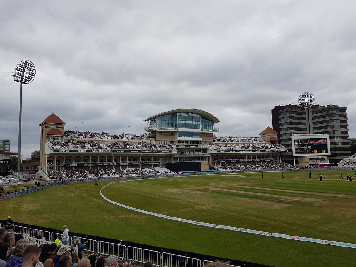 England vs India, 2021: First Look Of The Trent Bridge Revealed Ahead Of The 1st Test