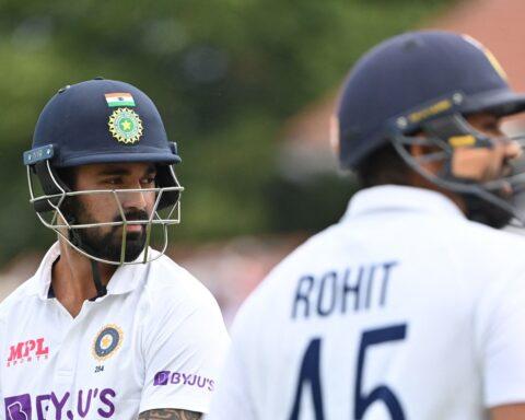 India, KL Rahul, Rohit Sharma